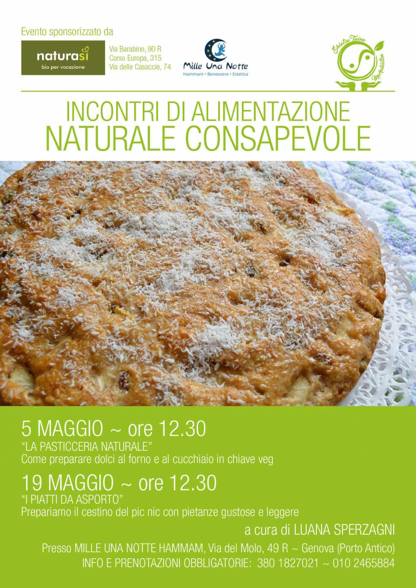News eventi shiatsu tuina cucina macrobiotica a genova - Corsi di cucina genova ...